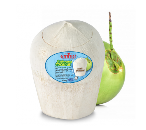Emma Young Coconut Water